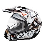 FXR Torque X Squadron Helmet Non-Electric Shield