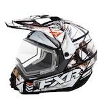 FXR Torque X Squadron Helmet Non-Electric Shield