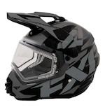 FXR Torque X Core Helmet Non-Electric Shield