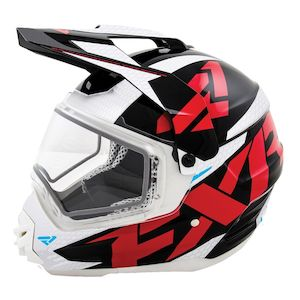 FXR Torque X Core Helmet - Electric Shield [Size MD Only]