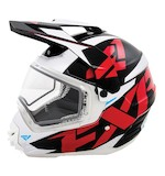 FXR Torque X Core Helmet - Electric Shield - (Sz MD Only)