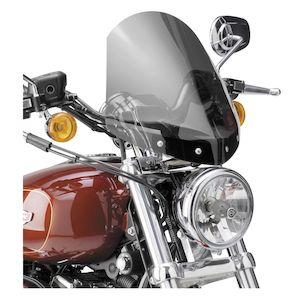 National Cycle Gladiator Windshield For Harley Sportster Custom 1996-2010