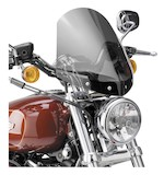 National Cycle Gladiator Windshield For Harley Sportster Custom 1996-2010