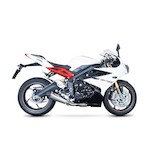 Scorpion Serket Taper Slip-On Exhaust Triumph Daytona 675 / R 2013-2016