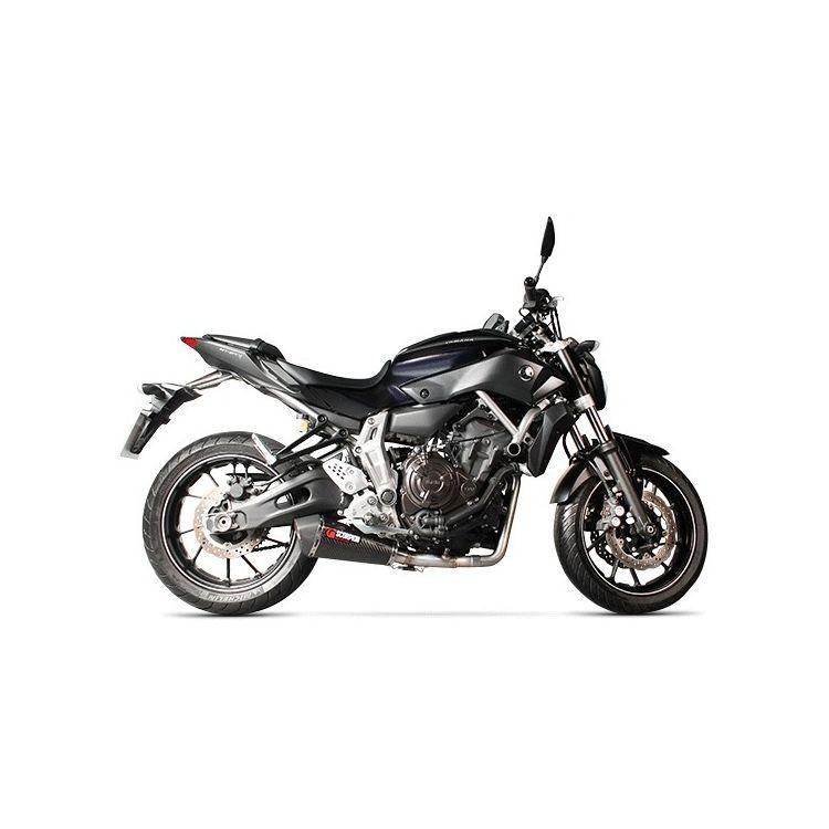 Scorpion Serket Taper Exhaust System Yamaha FZ-07 / MT-07 / XSR700