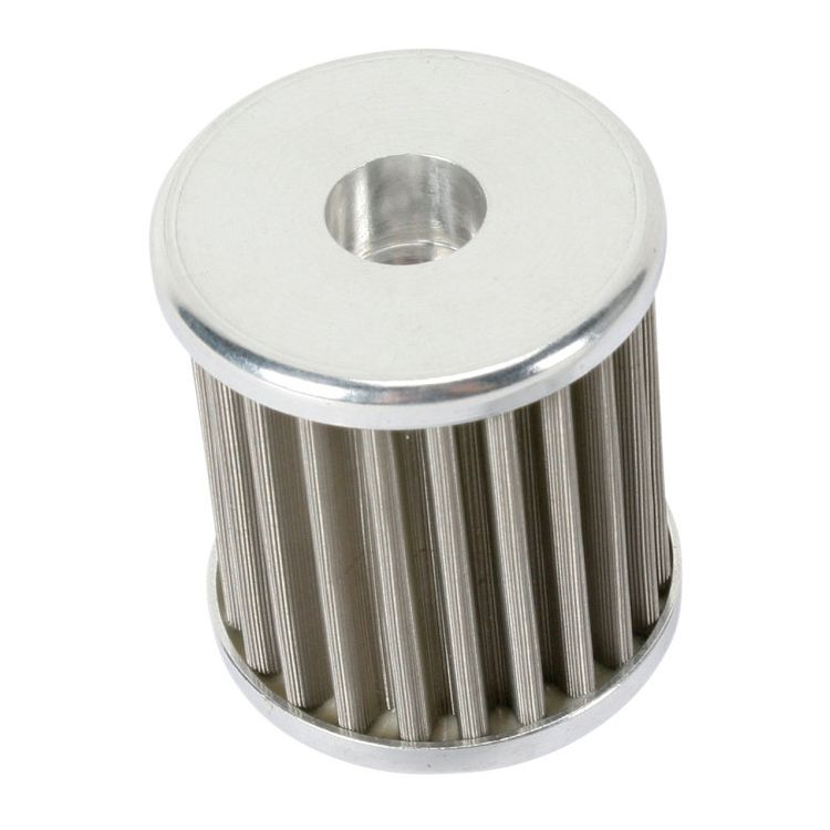 Moose Racing Stainless Steel Oil Filter Honda 150cc-450cc 2002-2015