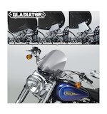 National Cycle Gladiator Windshield For Harley Softail Fatboy 2007-2015