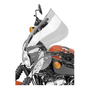 National Cycle Wave Fairing For Harley Dyna / Sportster 1993-2018