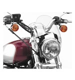 National Cycle Narrow Flyscreen For Harley / Victory / Indian 1957-2017