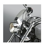 National Cycle Wide Flyscreen For Harley 2002-2016