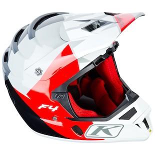 Klim F4 ECE Rift Motorcycle Helmet
