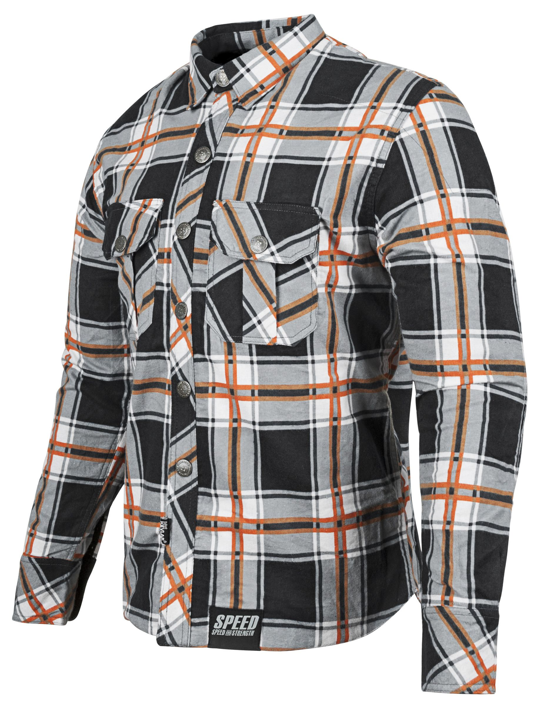 Speed And Strength Rust Redemption Armored Moto Shirt 50 Jacket Tad Inner Polar Safety 5997 Off Revzilla