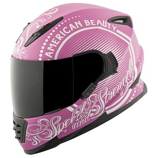 Speed & Strength SS1600 American Beauty Motorcycle Helmet