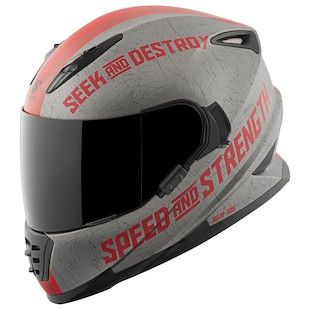 Speed & Strength SS1600 Cruise Missile Motorcycle Helmet