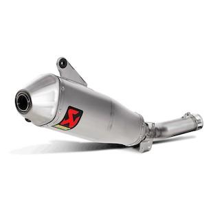 Akrapovic Slip-On Exhaust Yamaha YZ250F / YZ250FX / WR250F 2014-2016