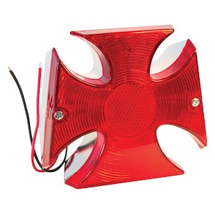 TC Bros Maltese Cross Tail Light