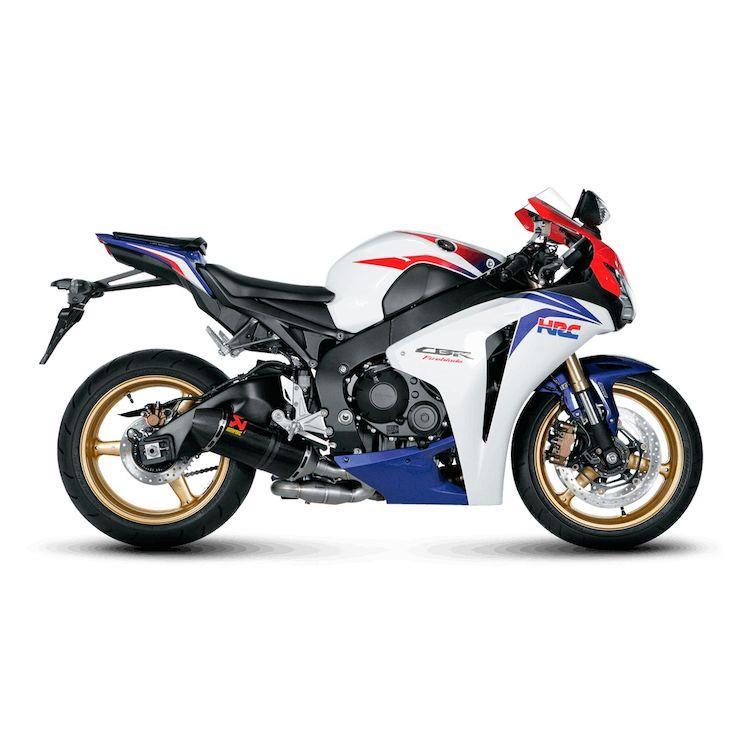Akrapovic Homologated Slip-On Exhaust Honda CBR1000RR 2008-2013