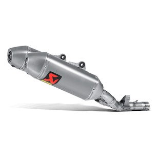 Akrapovic Slip-On Exhaust Honda CRF250R 2014-2015