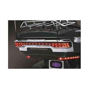 Kuryakyn Tri-Line Rear Tour-Pak Light Accent For Harley Touring 2014-2021