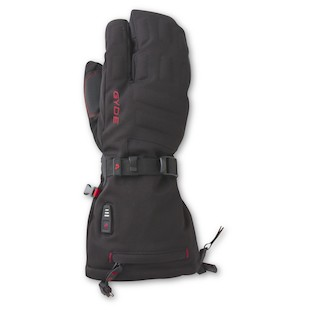 Gyde by Gerbing 7V 3 Finger Heated Mitts