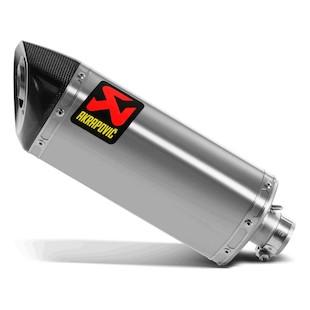 Akrapovic Homologated Slip-On Exhaust Yamaha R6 2008-2009