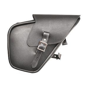 Nash Half-Flap Sporty Sack Side Bag For Harley Sportsters
