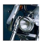 National Cycle Narrow Frame Heavy Duty Windshield Mount Kit For Harley Softail / Dyna 1980-2012