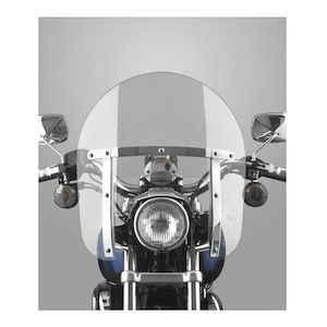 National Cycle Low Boy Heavy Duty Windshield For Harley