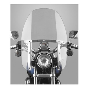 National Cycle Custom Heavy Duty Windshield For Harley
