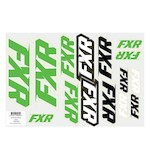 FXR Racer Decal Sheets