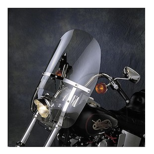 National Cycle Touring Heavy Duty Windshield For Harley