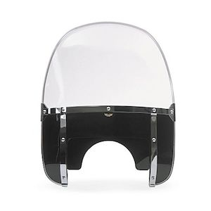 National Cycle Beaded Heavy Duty Windshield For Harley