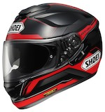 Shoei GT-Air Journey Helmet Black/Red / XL [Blemished - Very Good]