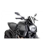 Puig Naked New Generation Windscreen Ducati Diavel 2014-2015