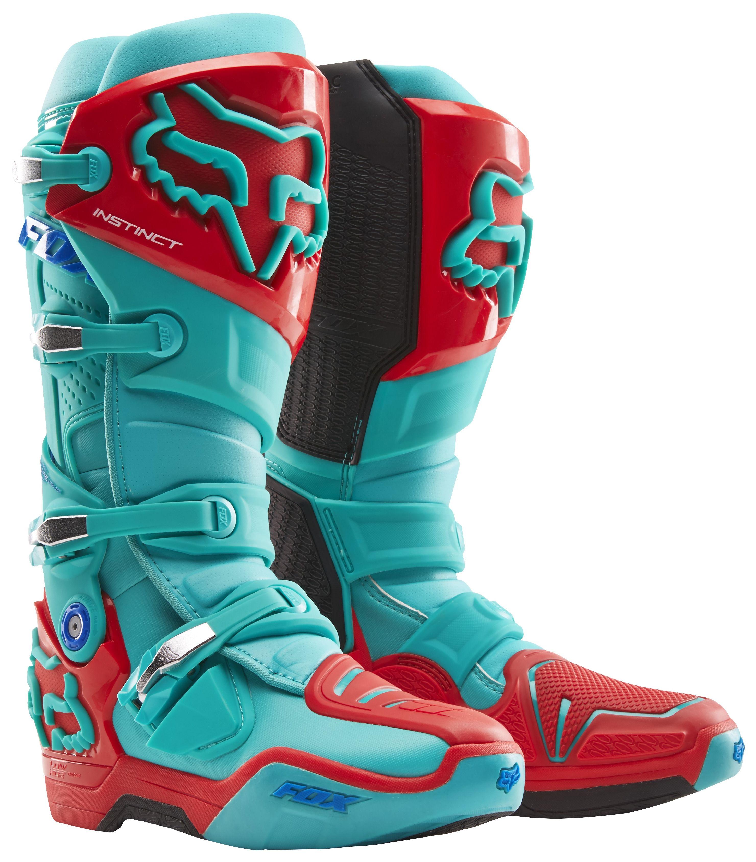 Fox Racing Instinct Union Le Boots Revzilla