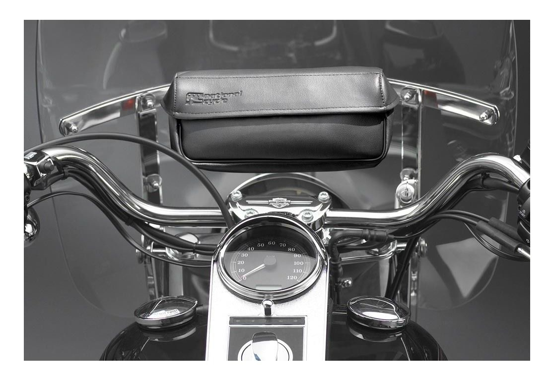 National Cycle Switchblade Single Holdster Windshield Bag 10 11 99 Off Revzilla