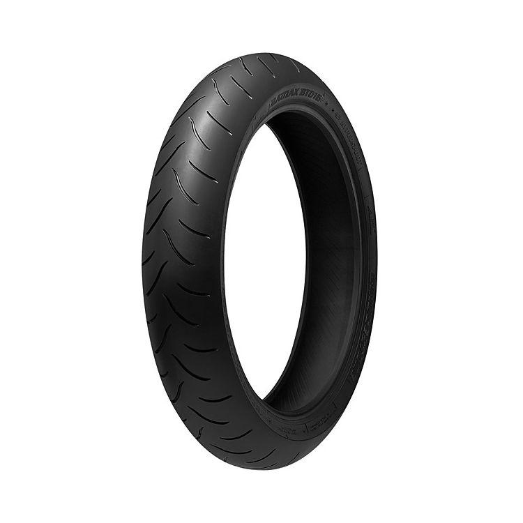 Bridgestone Battlax BT016 Pro Front Tire