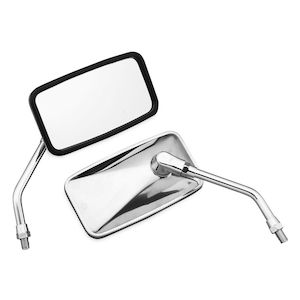 Bike Master Stainless Cruiser Mirror