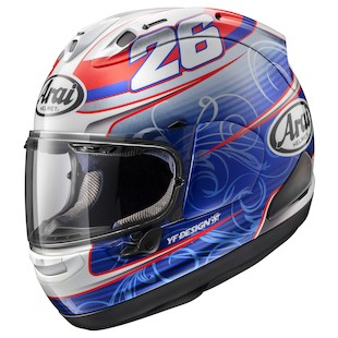 Arai Corsair X Dani 4 Motorcycle Helmet