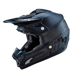 Troy Lee SE3 Midnight Carbon Fiber Helmet 2016
