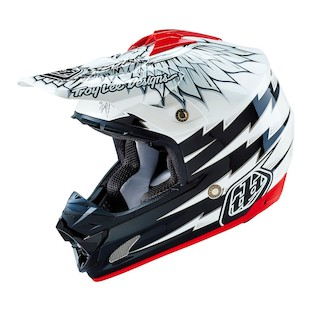 Troy Lee SE3 Flight Helmet