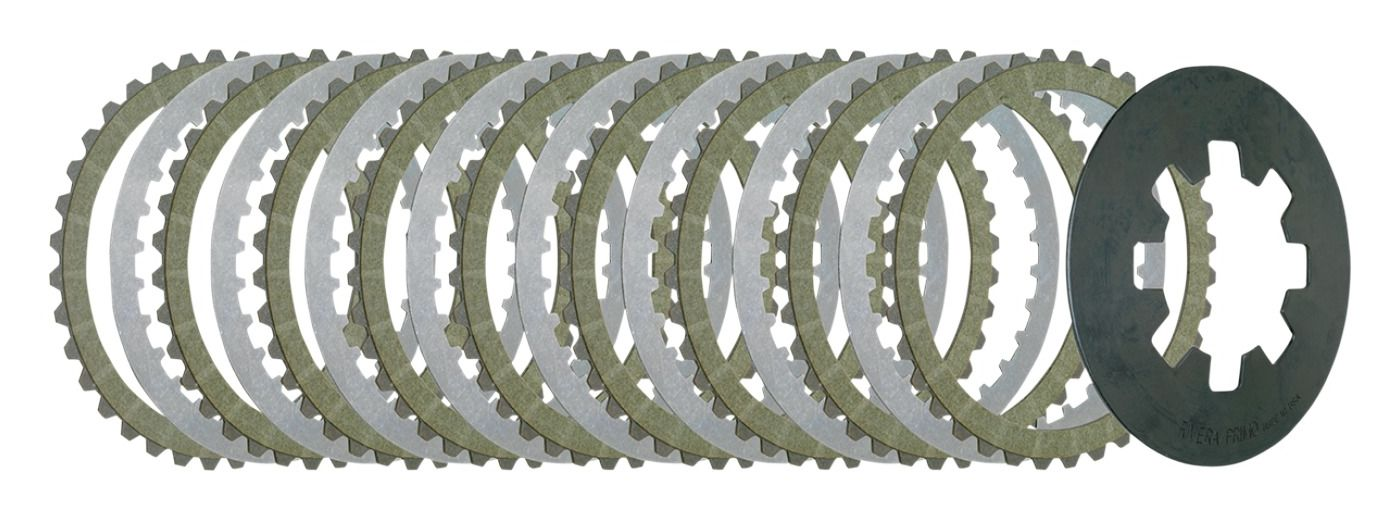 BDL High Performance Extra Clutch Plate Kit For Harley Big Twin ...
