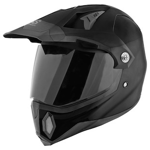 Speed and Strength SS2500 Solid Speed Helmet Black / LG [Blemished - Very Good]