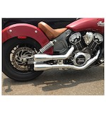 Trask Slip On Mufflers For Indian Scout 2015