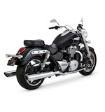 Vance & Hines Twin Slash Round Slip-On Mufflers For Triumph Thunderbird 2014-2016