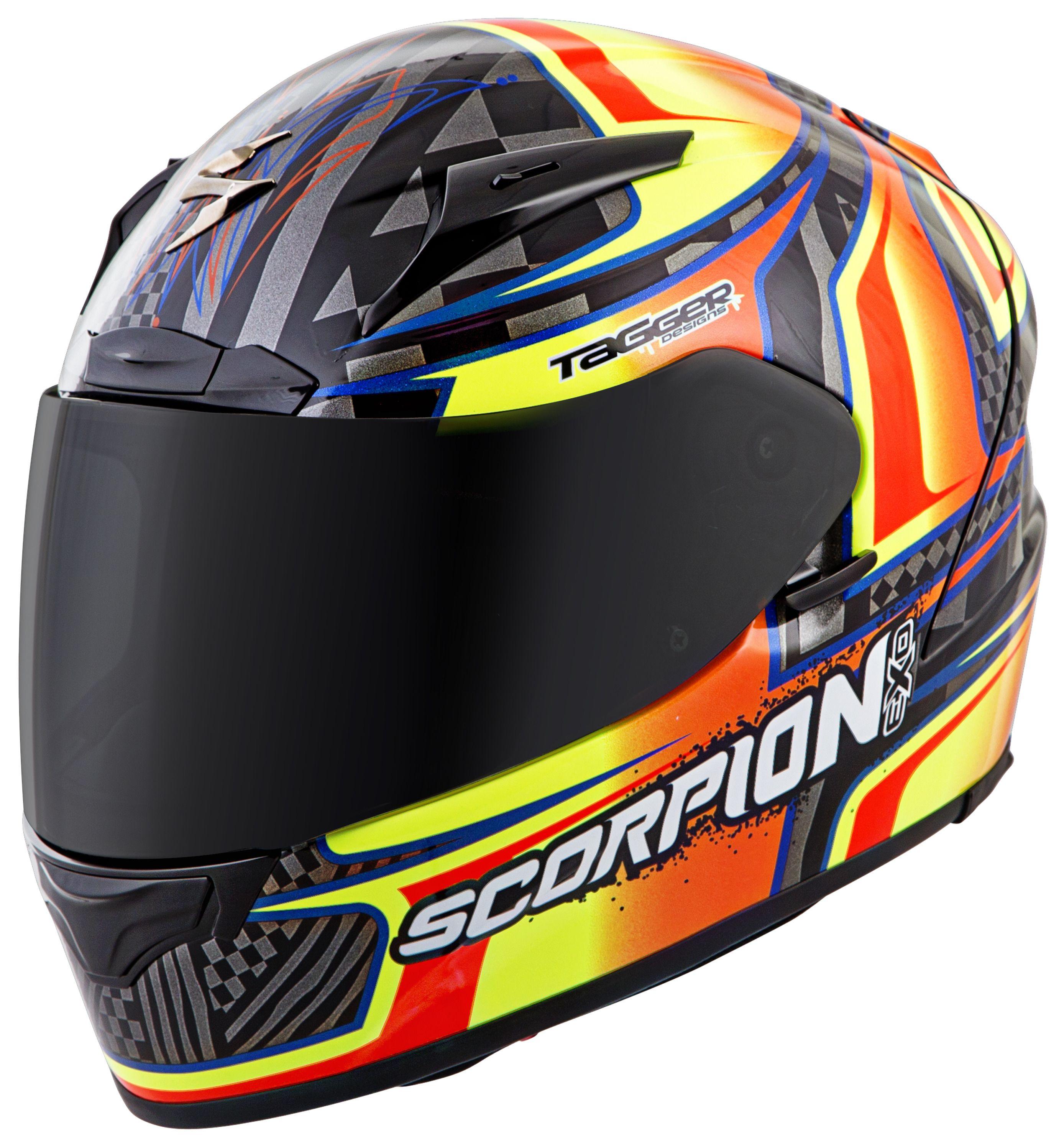 Icon Airmada Seance Helmet - RevZilla