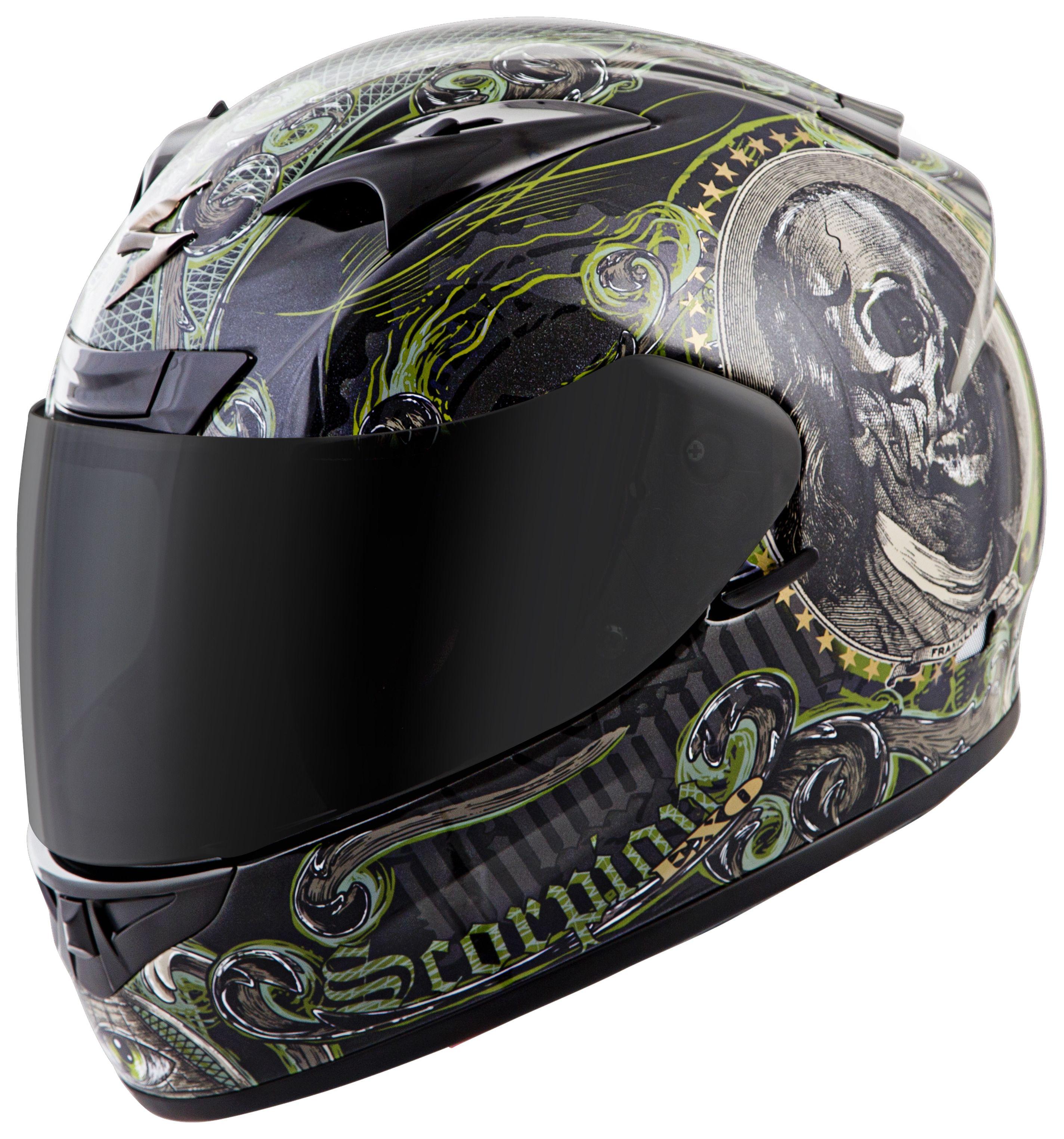scorpion exo r710 illuminati helmet revzilla. Black Bedroom Furniture Sets. Home Design Ideas