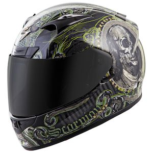 Scorpion EXO-R710 Illuminati Helmet (XS)