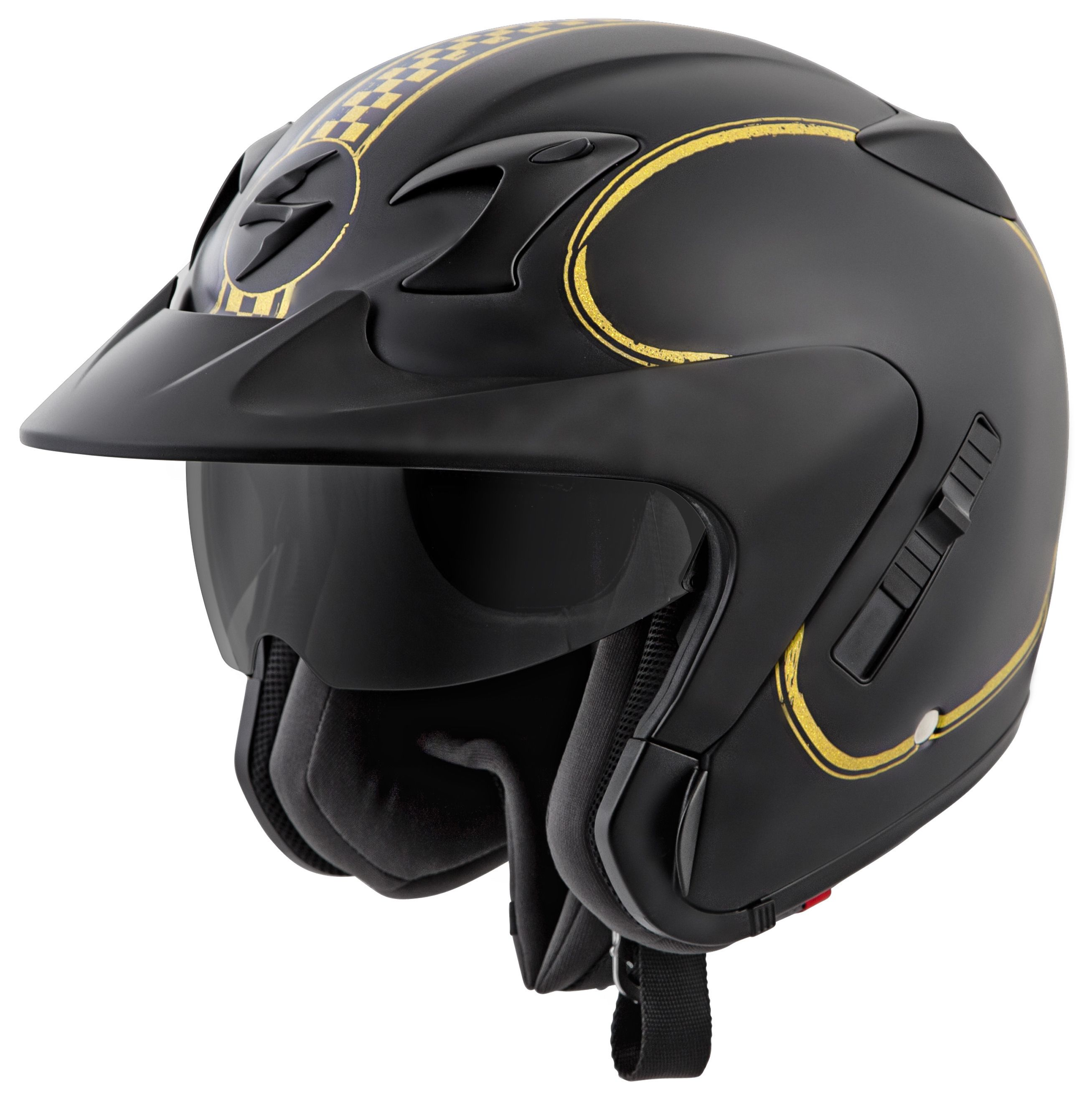 scorpion exo ct220 bixby helmet revzilla. Black Bedroom Furniture Sets. Home Design Ideas