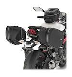 Givi TE6405 Easylock Saddlebag Supports Triumph Street Triple 2013-2014